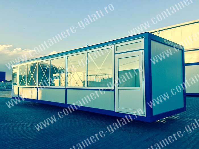 containere magazin lung Valcea