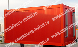 container dormitor second hand Valcea